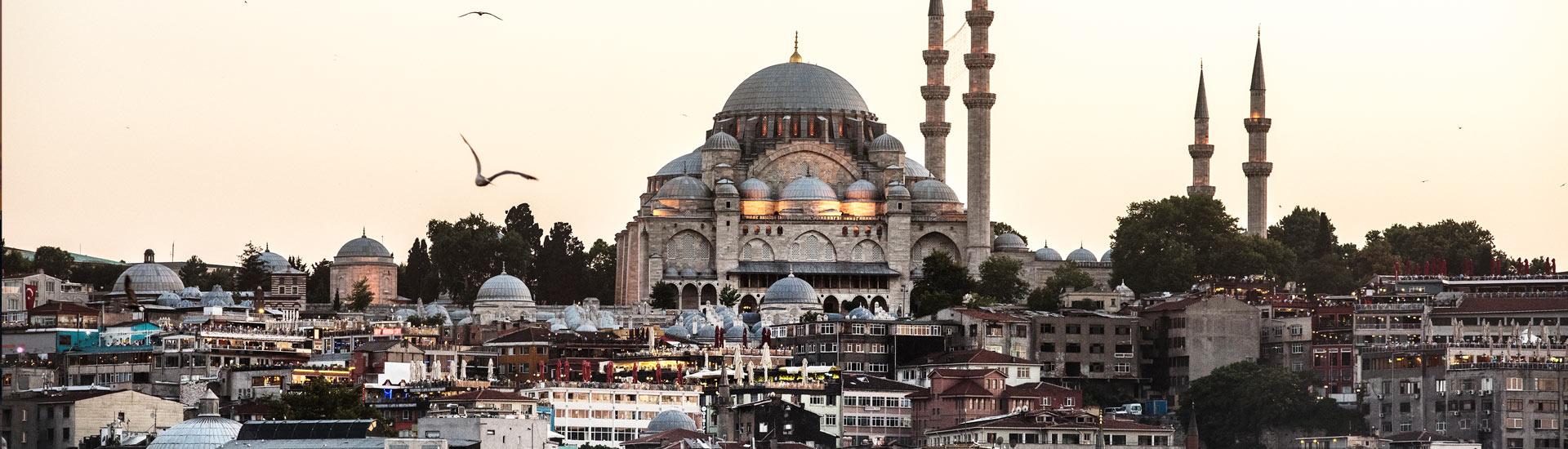 Spedition Logistikunternehmen Türkei