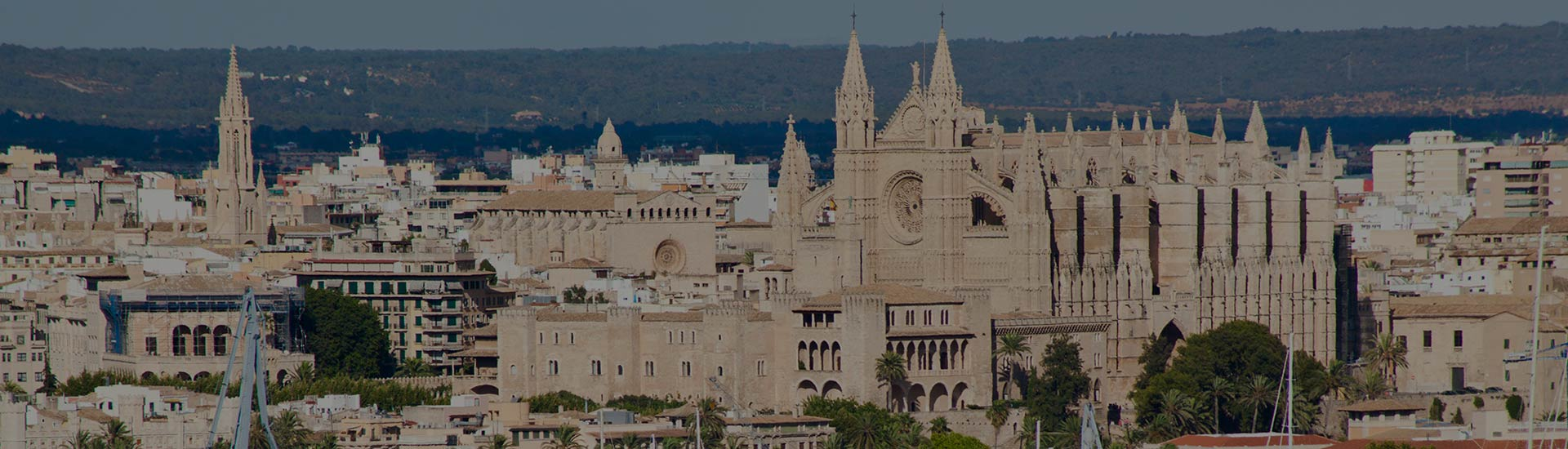Spedition Logistikunternehmen nach Mallorca