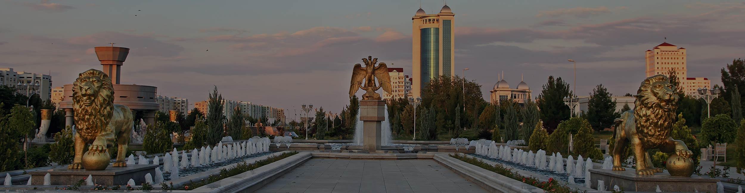 Spedition Turkmenistan