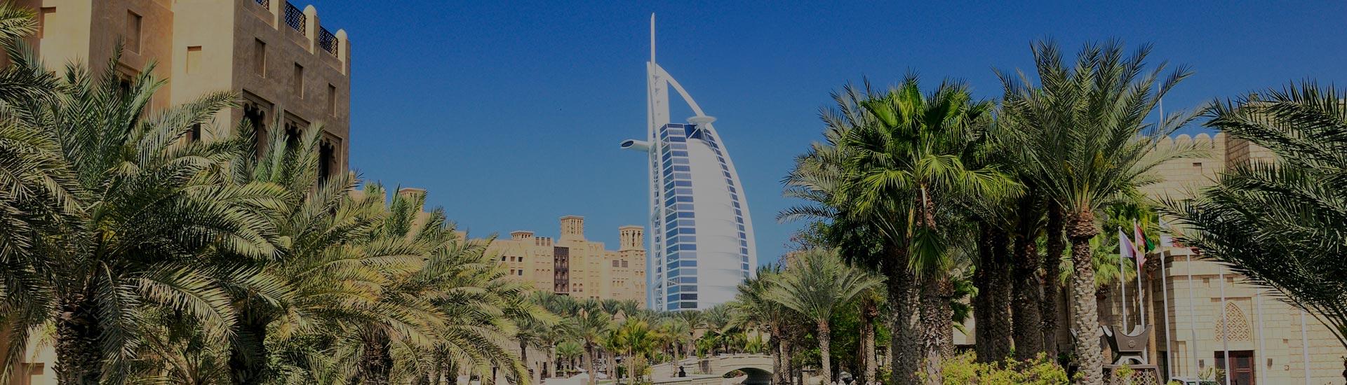Spedition-in-die-Vereinigte-Arabische-Emirate
