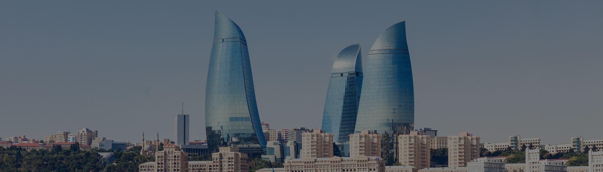 Spedition nach Aserbaidschan