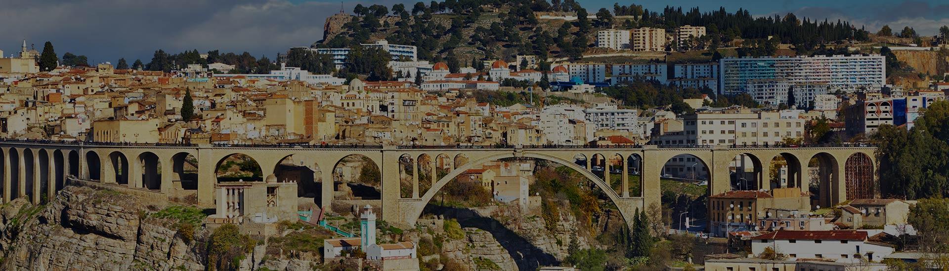 Logistikunternehmen Algerien Constantine