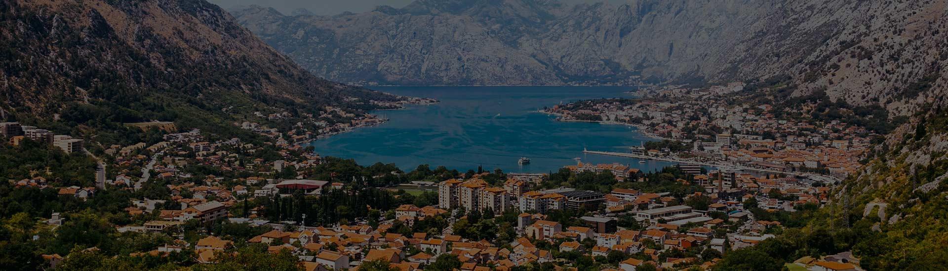 Spedition Montenegro Transporte und Logistik