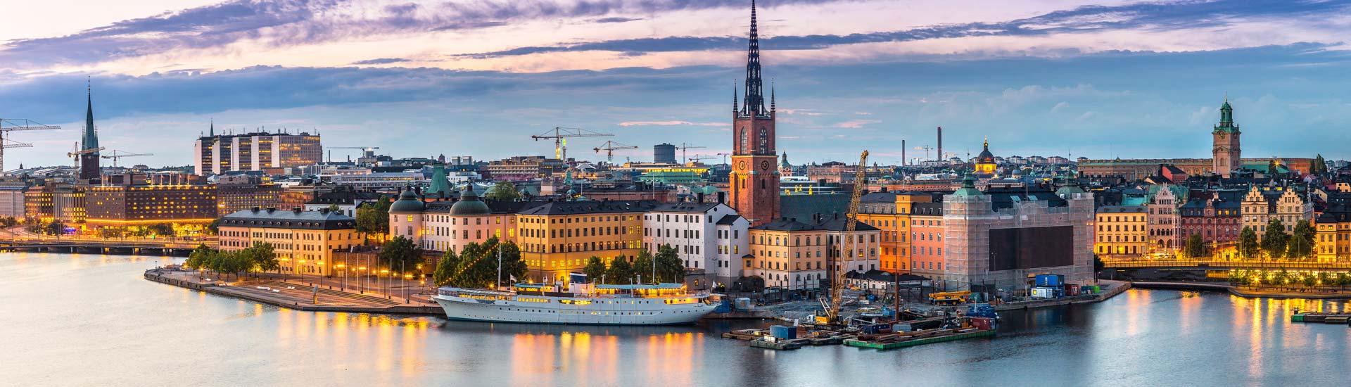 Spedition-Schweden-Logistikunternehmen