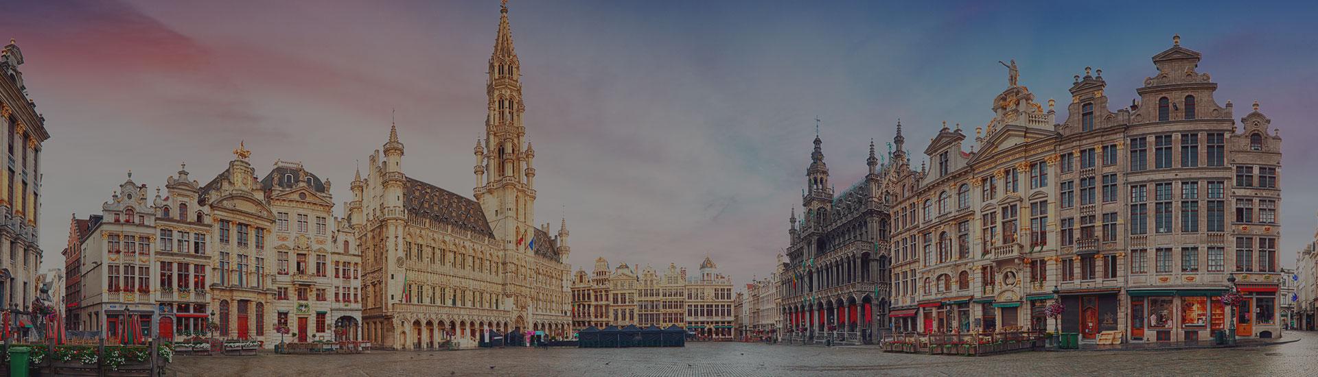 Spedition-Belgien-Logistikunternehmen