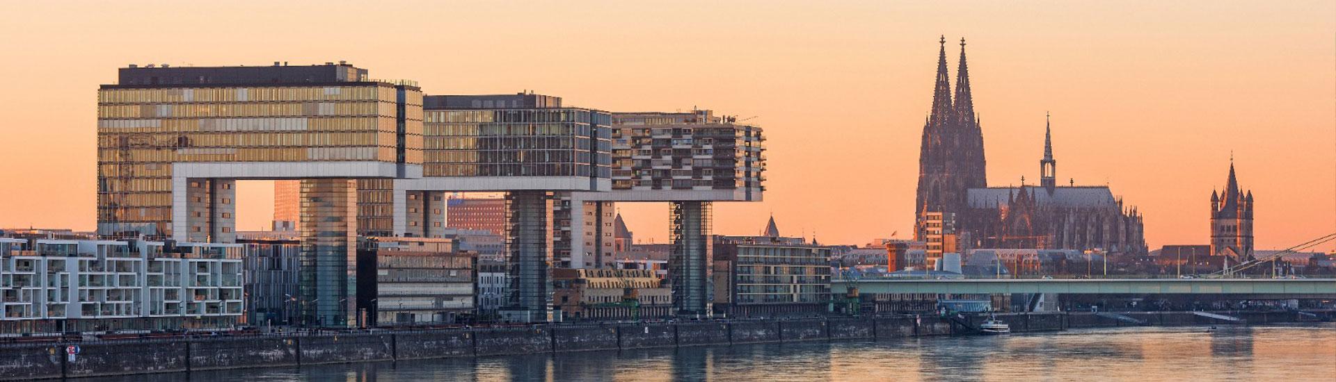 Spedition-Köln-Logistikunternehmen