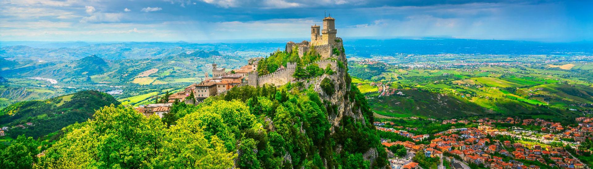 Spedition-San-Marino-Logistikunternehmen