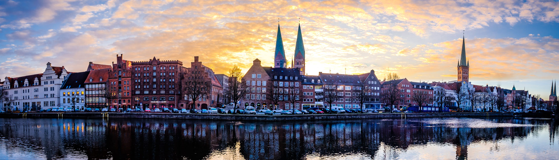 Lübeck-Logistikunternehmen