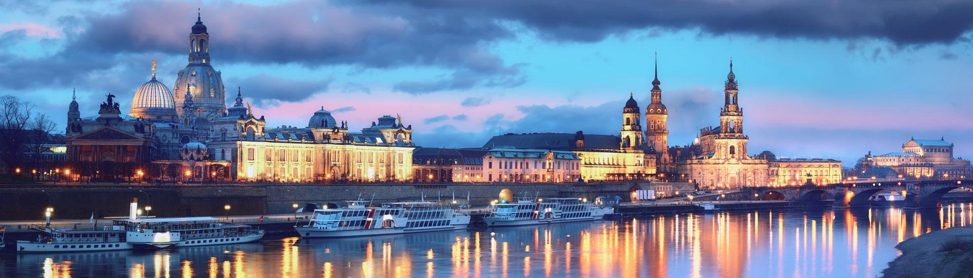 Dresden-Logistikunternehmen